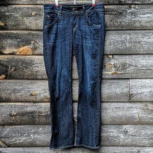Hudson Signature Mid Rise Boot Jean
